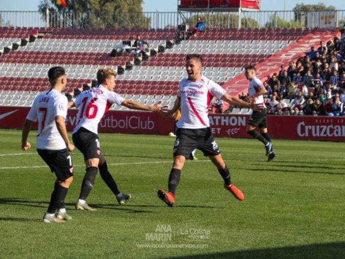 Las mejores fotos del Sevilla Atlético – Recreativo de Huelva