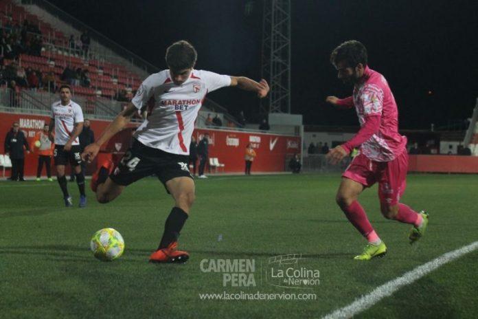 Lara rescata un punto para el Sevilla Atlético ante el Badajoz