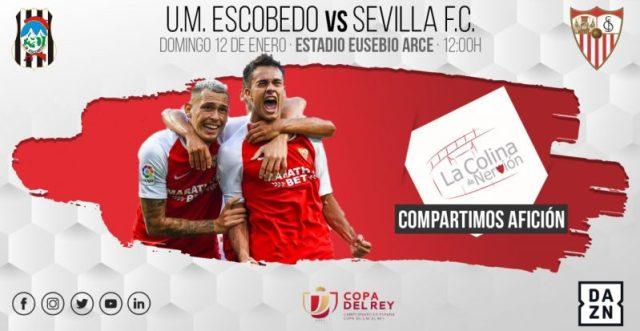 Previa del encuentro entre el UM Escobedo y el Sevilla FC