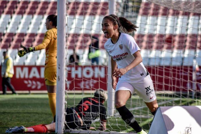 Las mejores fotos del Sevilla Femenino – Atlético de Madrid