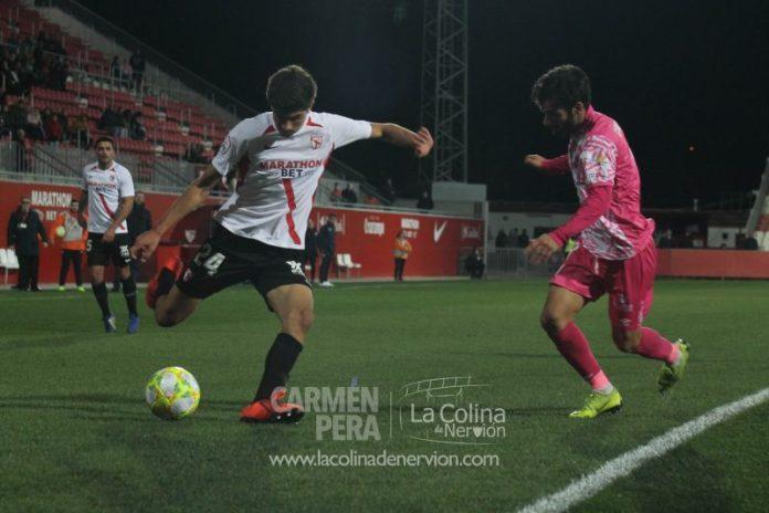Las mejores fotos del encuentro entre el Sevilla Atlético y el Badajoz