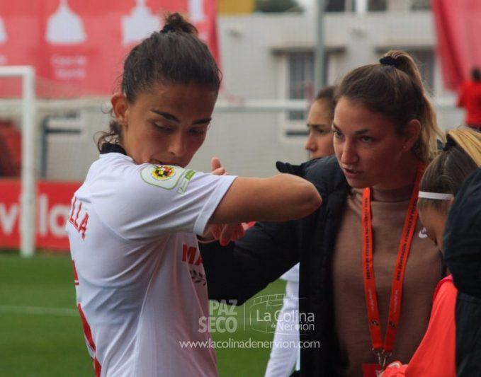 El partido entre Sevilla Femenino y Levante UD Femenino, en fotos