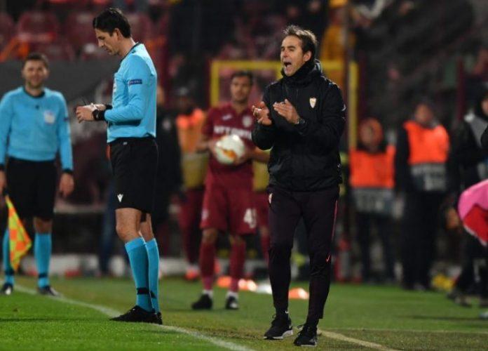 El posible once del Sevilla FC para el partido ante el Cluj