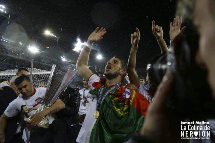 Los logros de Carriço en el Sevilla FC, en vídeo