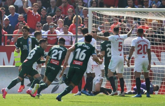 partido Sevilla Espanyol