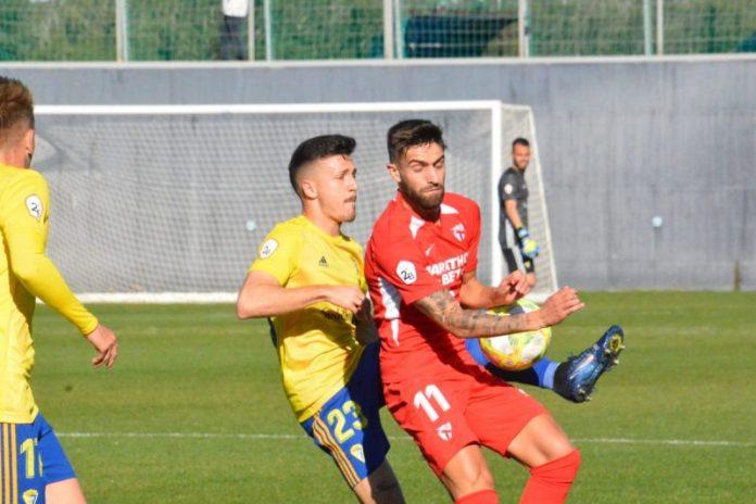 El Sevilla Atlético firma un gran partido y se lleva el derbi ante el Cádiz B
