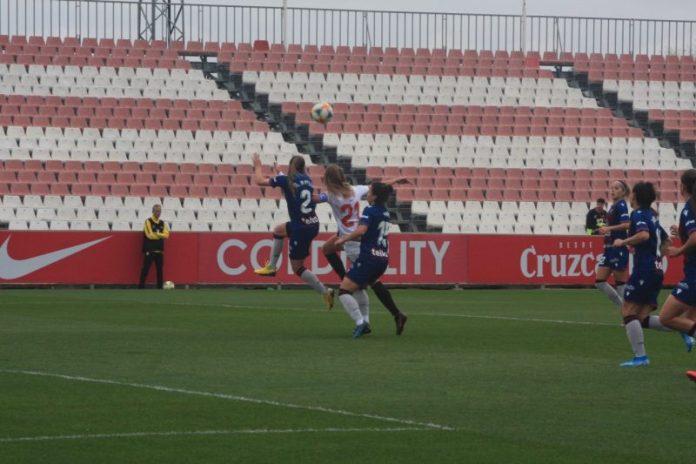 El Sevilla Femenino cae ante el Levante tras un encuentro muy disputado
