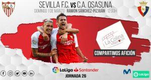 Previa Sevilla FC Osasuna