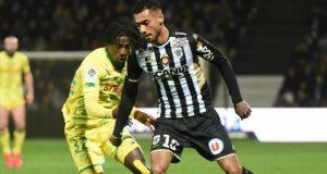 Baptiste Santamaria, durante un partido esta temporada