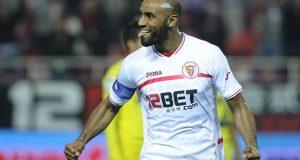 Frederic Kanoute, uno de los integrantes de nuestro once histórico del Sevilla FC mejores jugadores