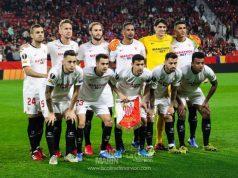 Plantilla del Sevilla FC