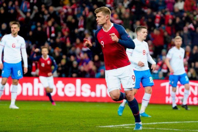 Vinculan al Sevilla con el fichaje del goleador Sörloth