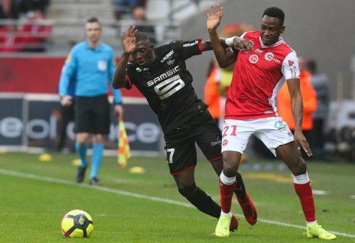 Hamari Traoré, del Rennes, otra opción para el lateral del Sevilla FC
