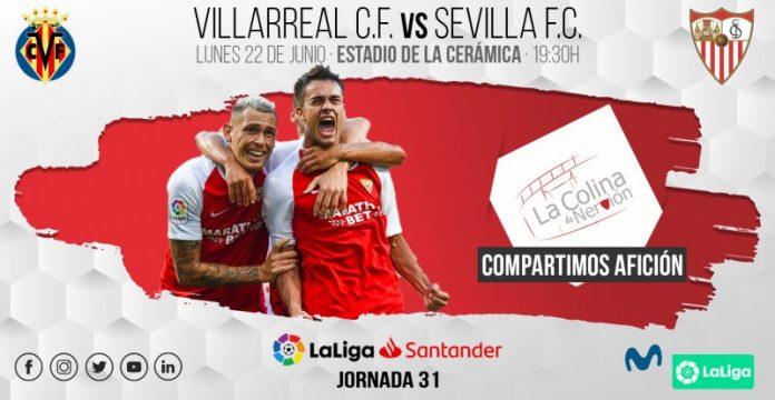 El Sevilla FC visita La Cerámica con la obligación de sumar