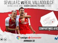 Previa del partido Sevilla FC- Valladolid