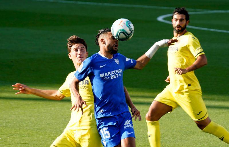 En-Nesyri Villarreal CF - Sevilla FC