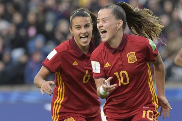Fichajes Sevilla FC Femenino: Claudia Pina    Photo credit should read MIGUEL ROJO/AFP via Getty Images