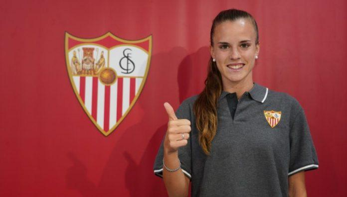 Carla Armengol, también cedida, segunda incorporación del Sevilla FC Femenino