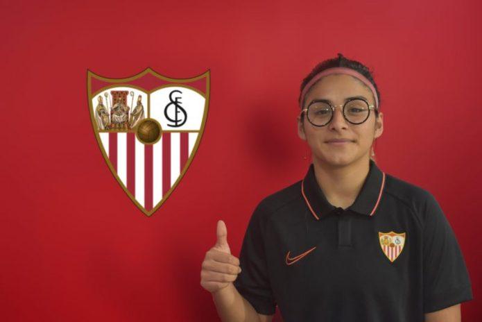 Javiera Toro, nueva incorporación para el Sevilla FC Femenino
