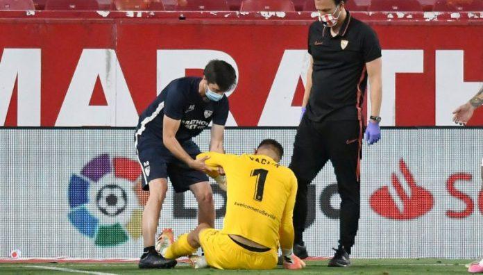 El periodo de baja de Tomas Vaclík tras su lesión