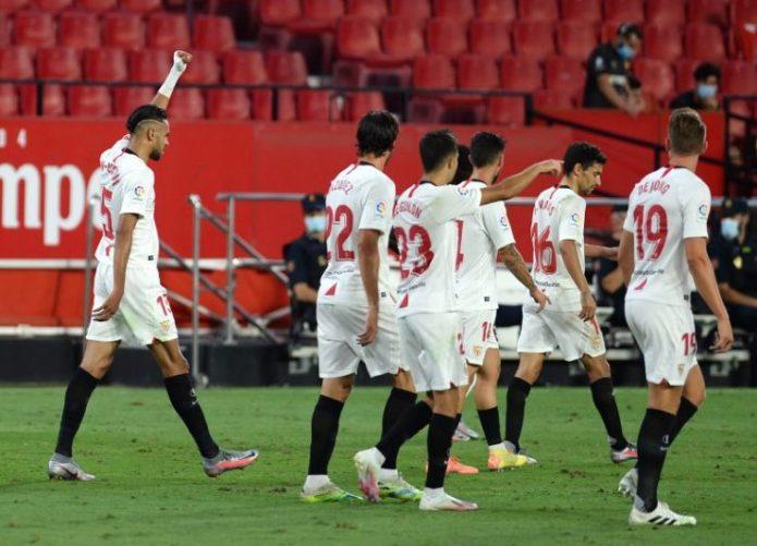 Los puntos históricos, los penaltis, En-Nesyri y otros datos que dejó el partido entre el Sevilla FC y el Mallorca