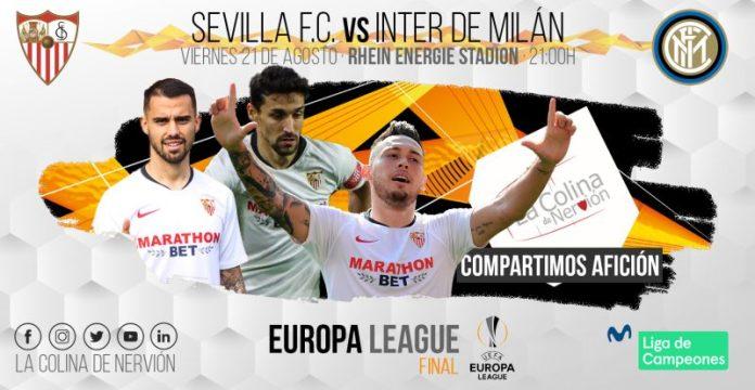 sevilla fc inter de milán final europa league