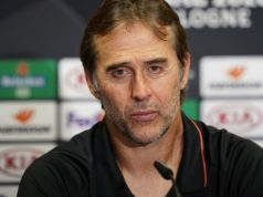 Julen Lopetegui Sevilla FC fichajes