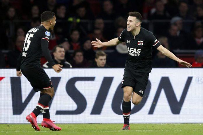 El Sevilla FC podría estar negociando por Oussama Idrissi