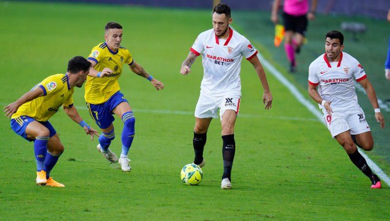 Sevilla futbol club Marcos Acuña