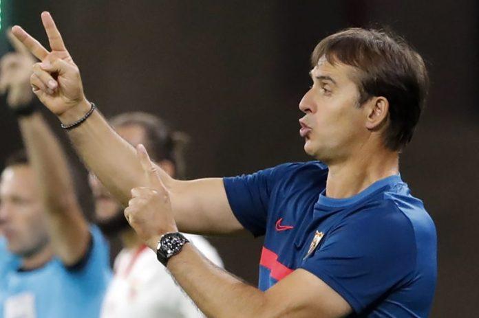 Lopetegui sigue haciendo historia en el Sevilla FC