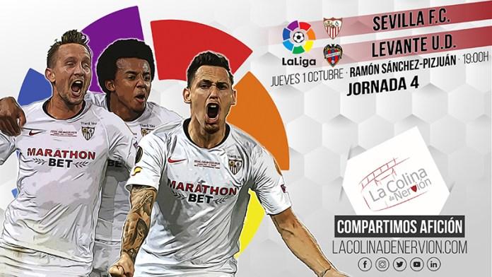 El Sevilla FC busca los tres primeros puntos en el Sánchez-Pizjuán