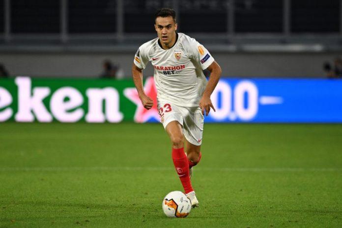 Sergio Reguilón prefiere seguir una temporada más en el Sevilla FC