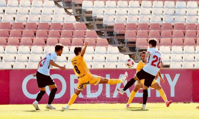 El Sevilla Atlético, derrotado in extremis en su puesta de largo ante el UCAM Murcia