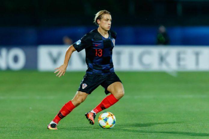 Interés en Lovro Majer, la nueva perla del fútbol croata