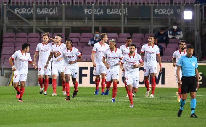 Las claves del Sevilla FC para superar la batalla del Camp Nou