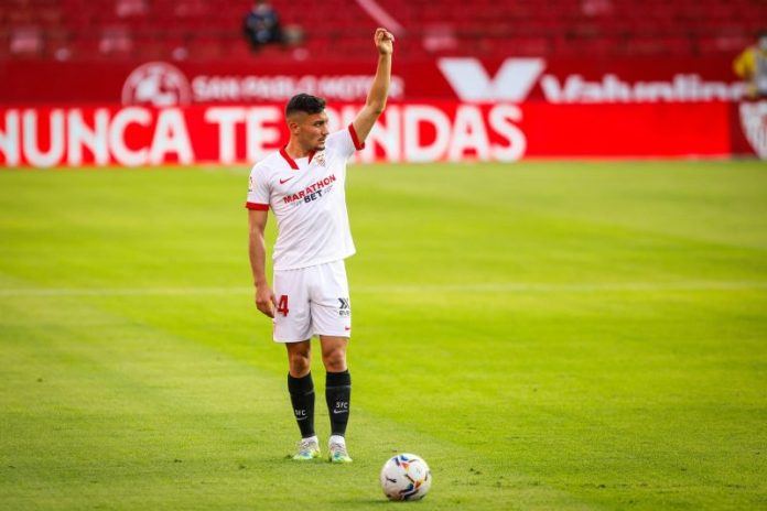 Óscar Rodríguez, al once titular contra el Betis