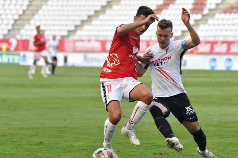 Partido Murcia Sevilla Atlético