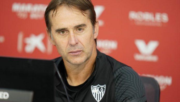 Julen Lopetegui y la Superliga, la pelea por LaLiga y el Levante