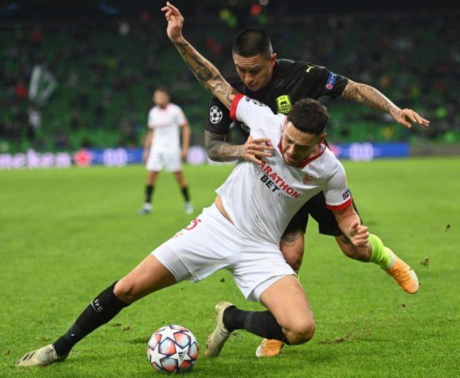 El valioso triunfo del Sevilla FC en Krasnodar, en datos