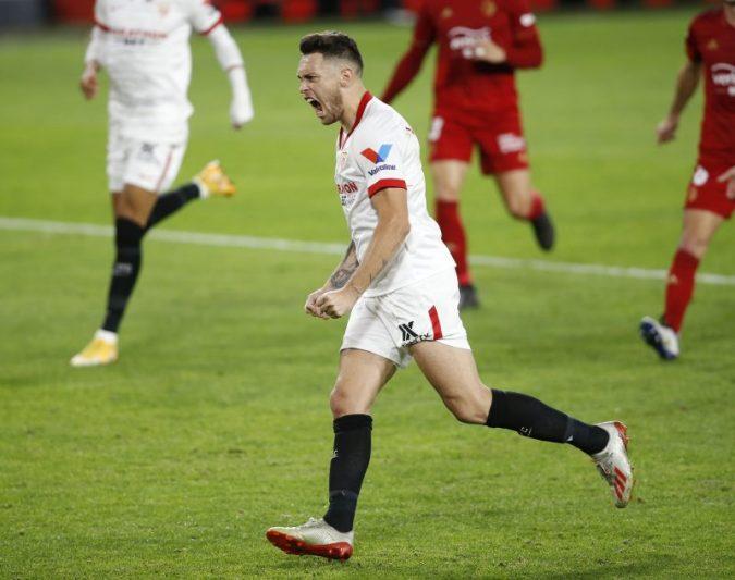 Partido Sevilla FC - Osasuna