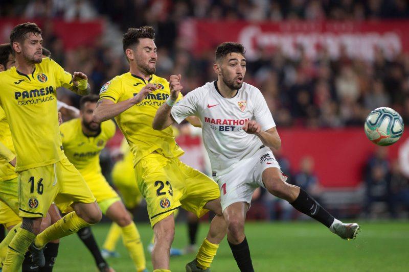 Munir Sevilla FC Villarreal CF