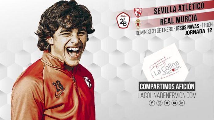 Un Sevilla Atlético enrachado, ante un rival directo como el Real Murcia
