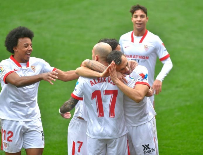 partido Sevilla FC vs Eibar