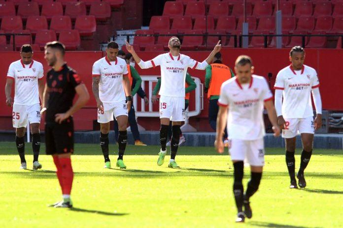 En-Nesyri gana la ruleta rusa para el Sevilla FC