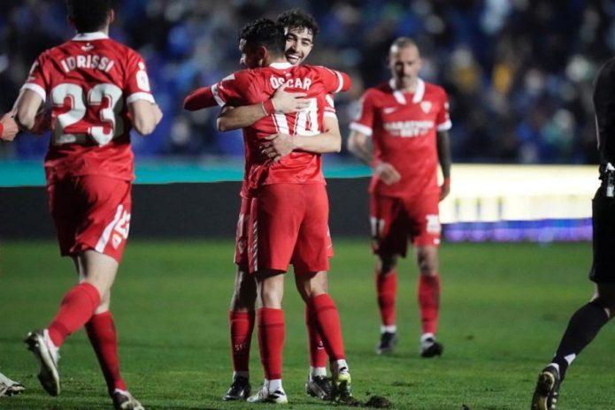 Victoria sin brillo de un Sevilla FC que no espanta fantasmas