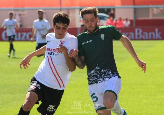 La victoria del Sevilla Atlético frente al Córdoba CF, en fotos