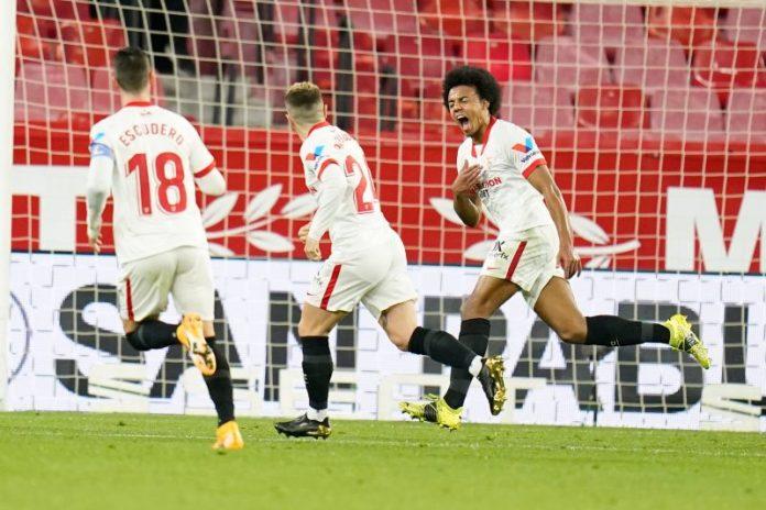 Un gran Sevilla FC toma ventaja en las semifinales