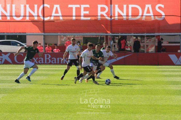 El Sevilla Atlético tira de garra y saca tres puntos ante el Córdoba CF