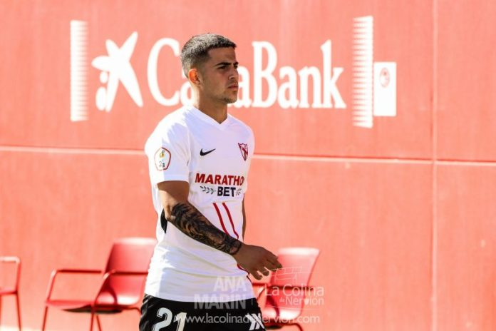 Antonio Zarzana seguirá siendo sevillista hasta 2024