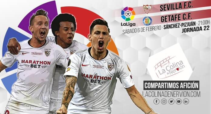 Previa del partido entre Sevilla FC y Getafe